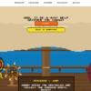 CORSAIRのWebページでゲーム