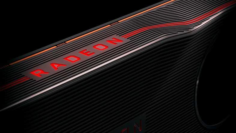 AMD Radeonカード