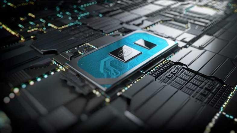 Intel Mobile CPU