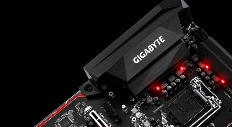 Gigabyteマザーボード