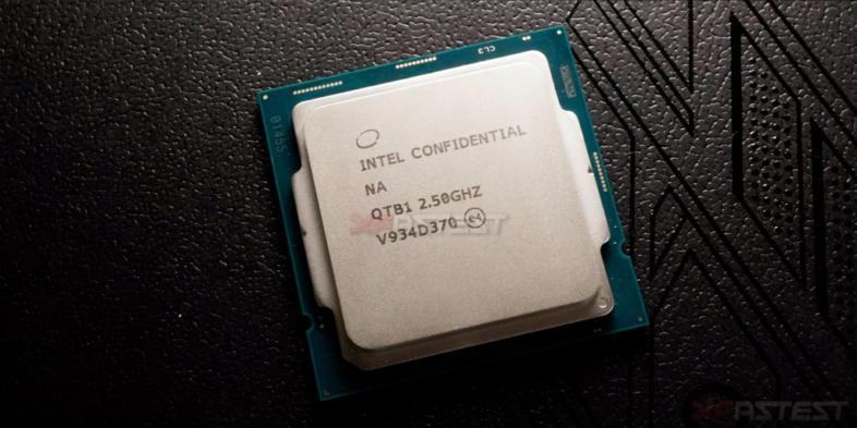 Intel Comet Lake-S Core i9-10900 ES