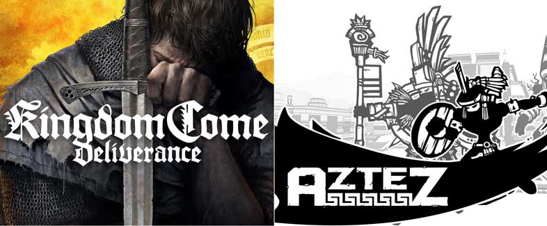 Kingdom Come: DeliveranceとAztezが無料配信