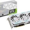 ROG Strix GeForce RTX 2080 SUPER White Edition - 本体とパッケージ