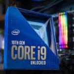 Intel Comet Lake-S - パッケージ