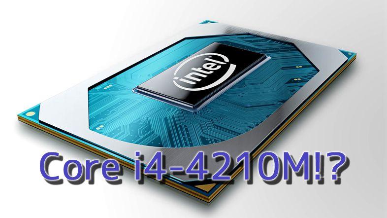 Core i4-4210M