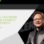 GTC 2020 - ジェンスン・ファンCEO基調講演