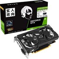 玄人志向 NVIDIA GeForce GTX 1650 GDDR6