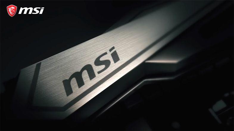 MSI マザーボード