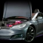 Tesla Model S - LUDICROUS PC