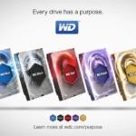 WD HDD