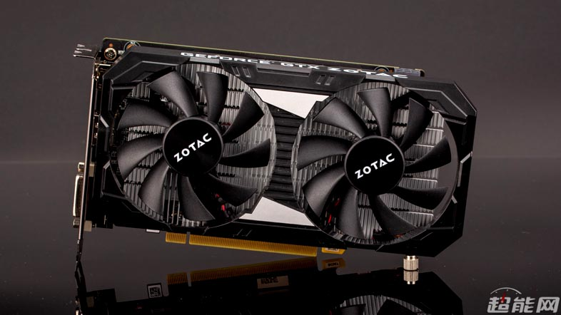 Zotac GeForce GTX 1650 4GD6