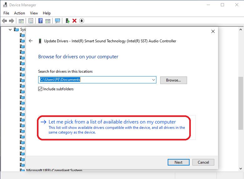 WindowsUpdate後のオーディオの不具合修正方法