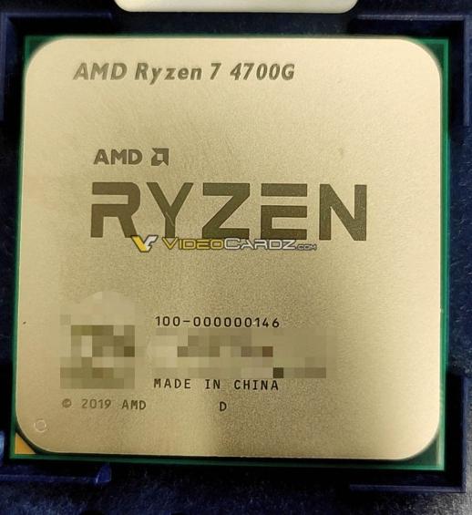 Ryzen 7 4700G APU