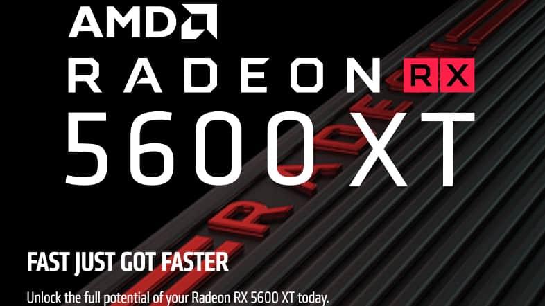 Radeon RX 5600 XT - VRAM 14Gbps アップグレードBIOS