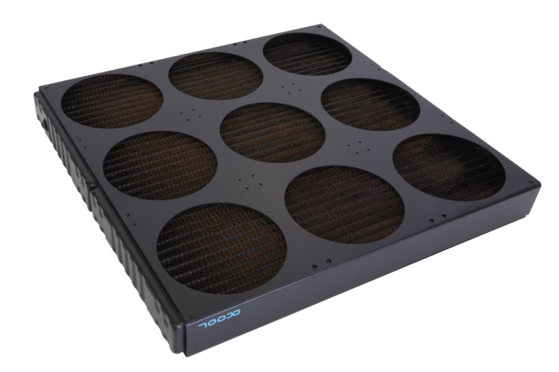 NexXxos XT45 Full Copper 1260mm SuperNova Radiator