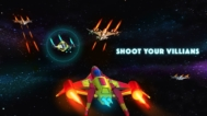 Spider Jet Flight - Shoot & Strike