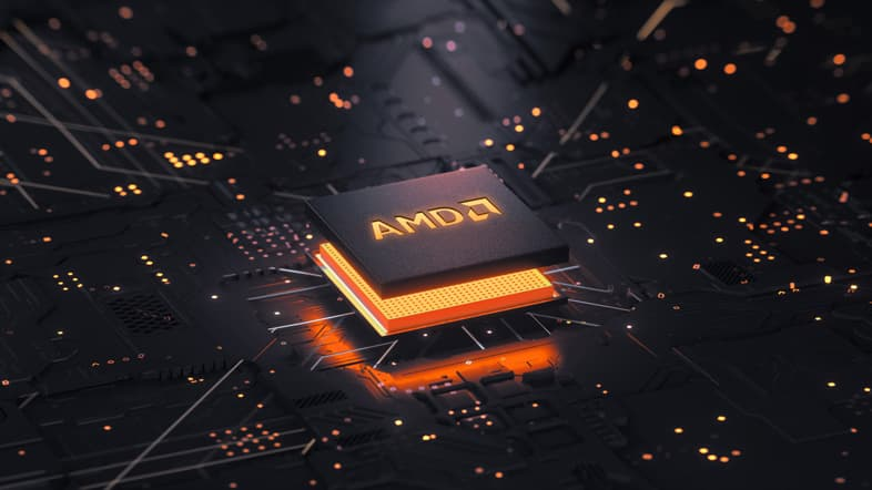 AMD Chip