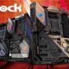 ASRock マザーボード