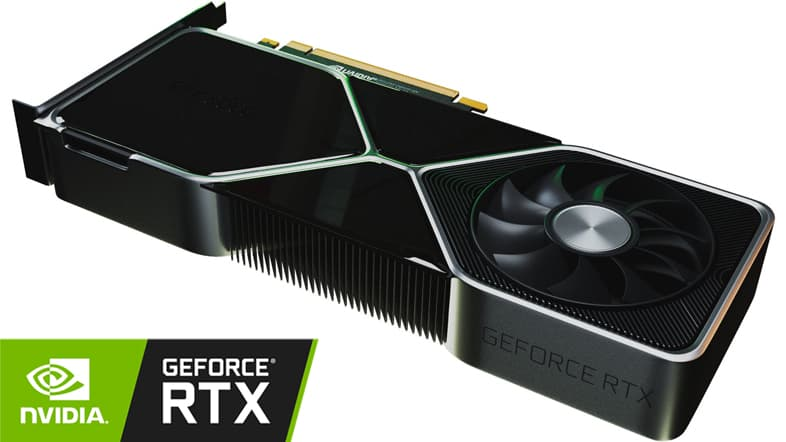 NVIDIA GeForce RTX 3000シリーズ