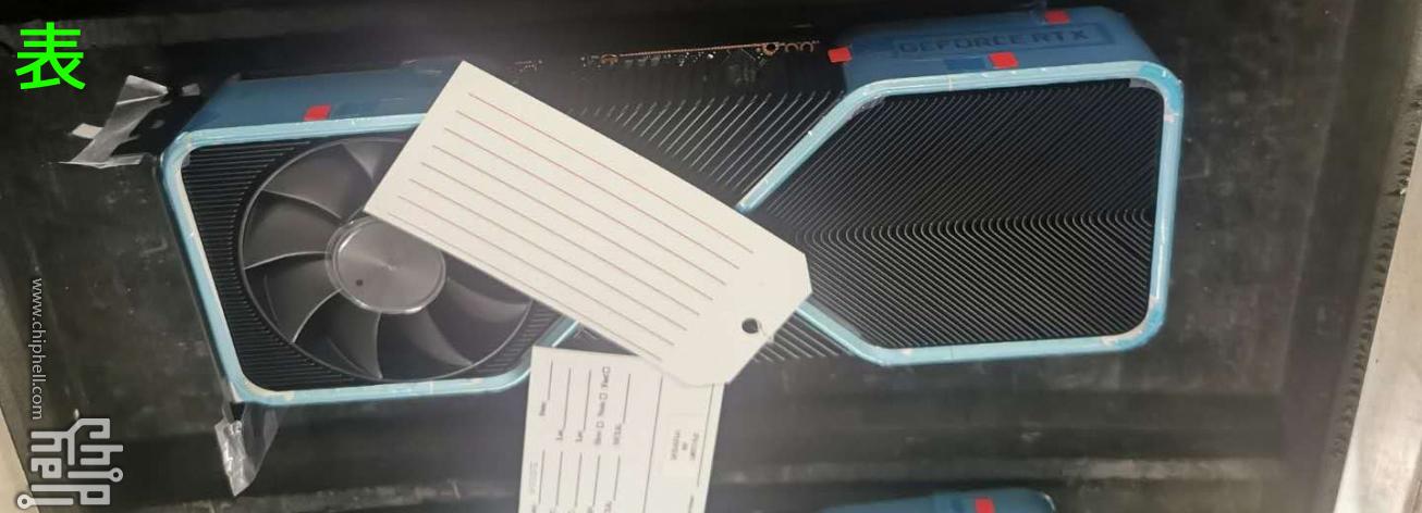 GeForce RTX 3080 - 表面