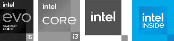Intel ロゴマーク