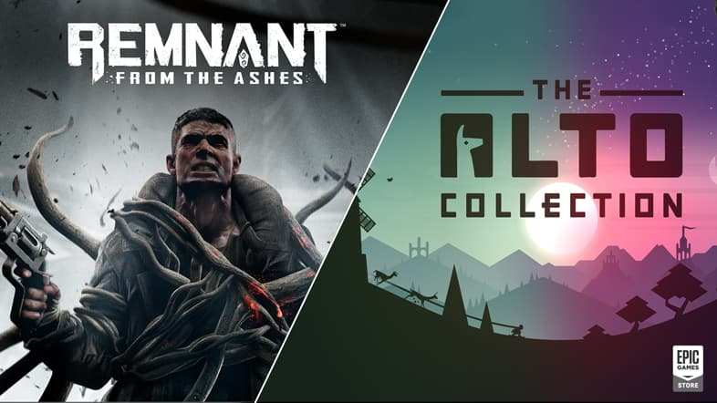 『The Alto Collection』『Remnant: From the Ashes』