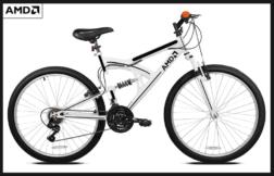 AMD Custom Mountain Bike