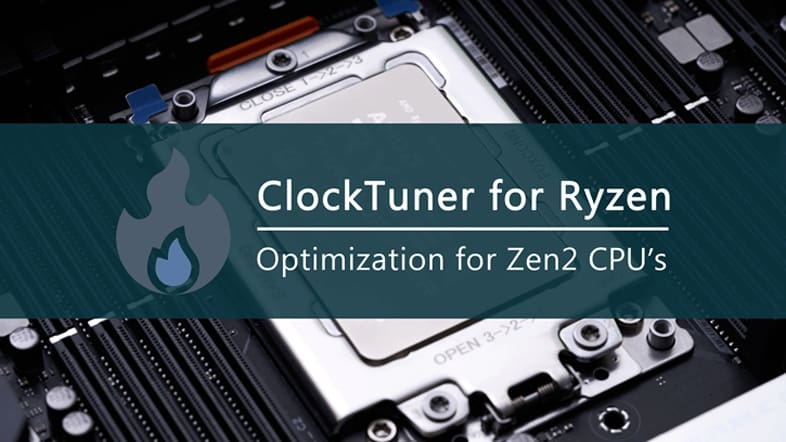 ClockTuner for Ryzen