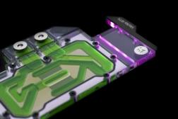 EK-Quantum Vector RTX 3080/3090 D-RGB - Nickel + Plexi