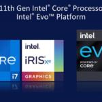 Intel 第11世代Core - Tiger Lake