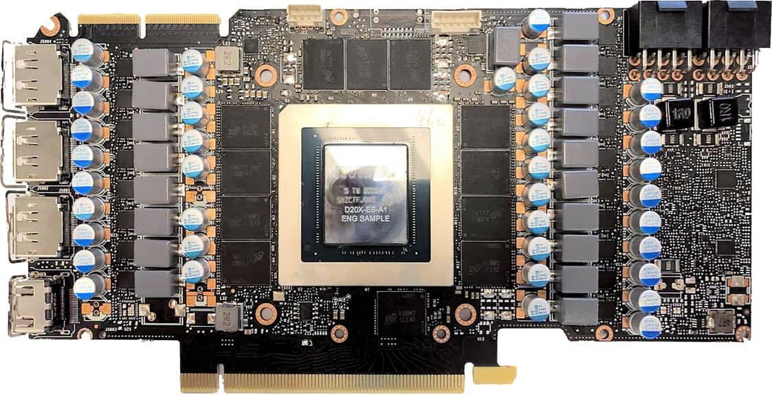 GeForce RTX 3090 - リファレンスボード