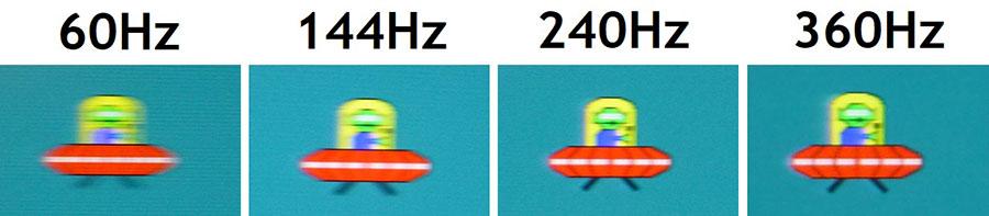 PG259QN - 残像感