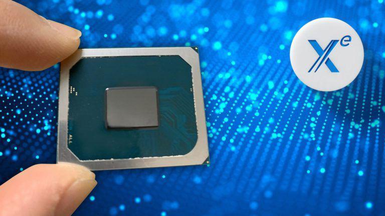 Intel Xe GPU Chip