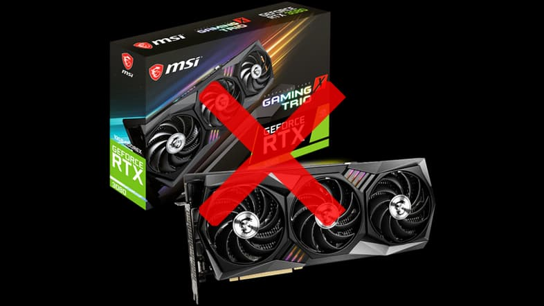 GeForce RTX 3080 GAMING X TRIO