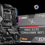 MSI X570 Motherboard