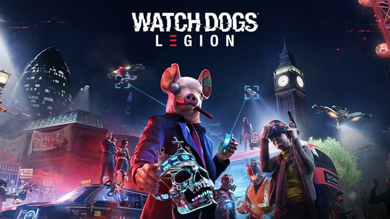 ウォッチドッグス レギオン (Watch Dogs: Legion)