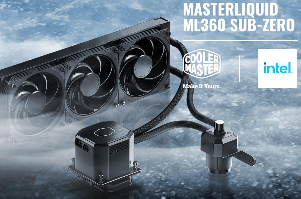 MasterLiquid ML360 SUB-ZERO