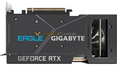 GeForce RTX 3060 Ti EAGLE OC