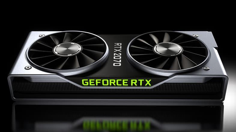 GeFroce RTX 2070