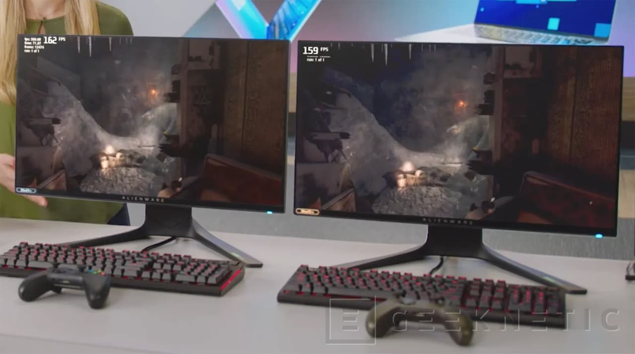 Metro Exodus - Intel Rocket Lake-S vs. AMD 12コア