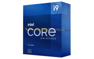 Intel Core i9-11900KF