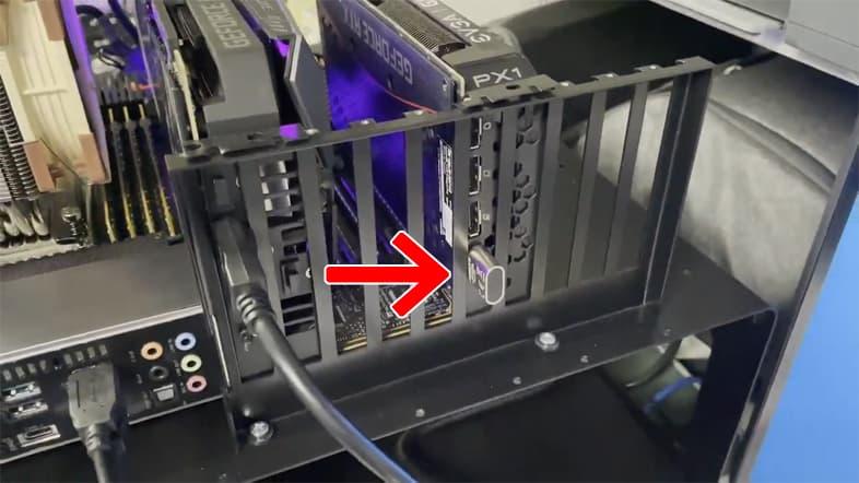 RTX 3060にHDMIダミープラグを挿すだけで回避できる