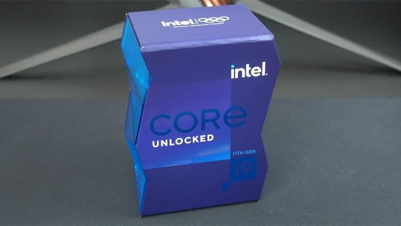 Intel Core i9-11900K