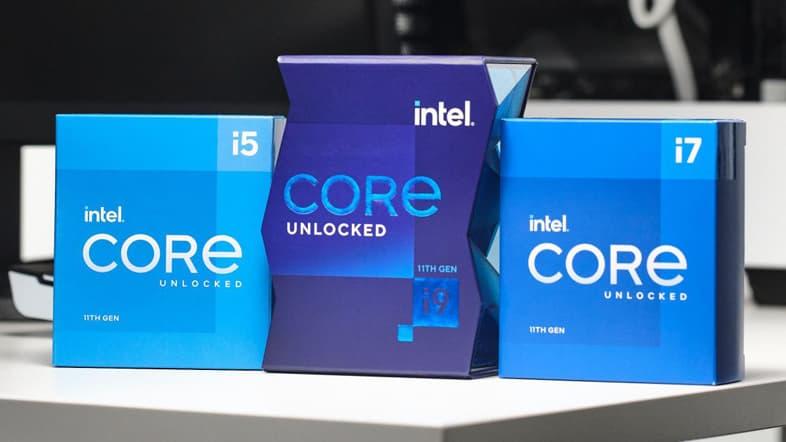 Intel第11世代Core Rocket Lake-S