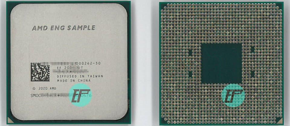 ES版Ryzen 3 5300G