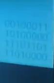 Intel Xe HPG ティザームービー - 2進数
