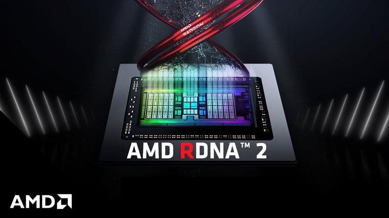 AMD RADEON RDNA 2