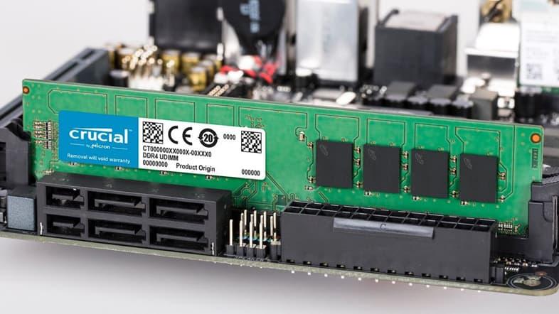 Crucial by Micron DDR4メモリ