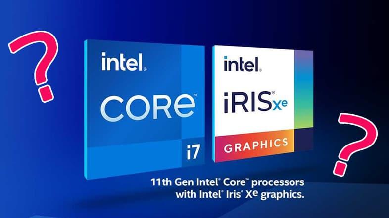 Intel 第11世代 Core
