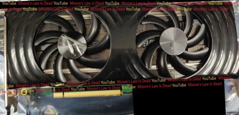 ES版Intel Xe-HPG (DG2) 512EUカード
